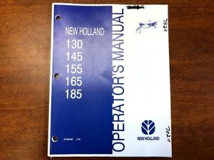 New Holland Manure Spreader Operator s Manual 017