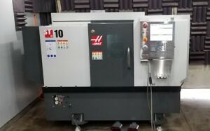 2017 Haas St 10 Cnc Lathe Excellent Condition Very Low Hours Video