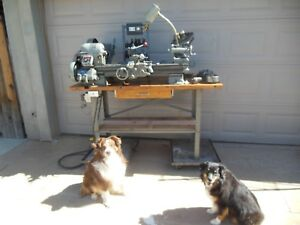 South Bend 10k Lathe With Taper Attachment
