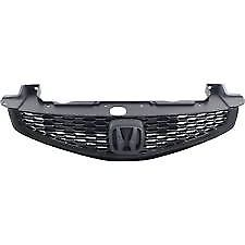 Fits 2012 2013 Honda Civic Si 2dr Coupe Front Bumper Upper Grille New