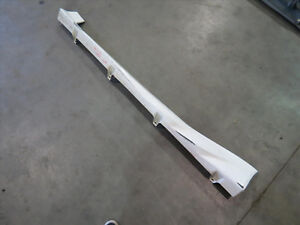 Jdm 00 05 Toyota Celica Kouki Gts Oem Trd Side Skirt Rocker Panel Left Side Only