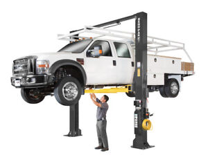 Bendpak Xpr 18cl 18 000 lb Capacity Two post Lift Clearfloor Auto Lift