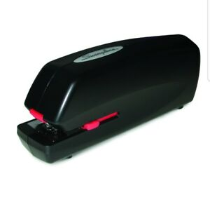 2 Swingline Portable Electric Stapler 20 Sheets Black20 Sheets Capacity