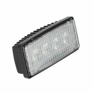 Led Work Light 20w Rectangular Trapezoid John Deere 7700 4755 4255 4055 7200