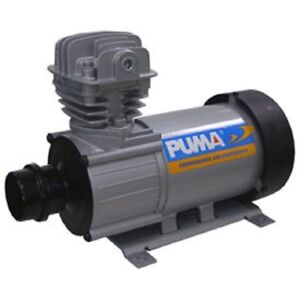 New Puma D c Direct Drive Oil less Air Compressor 12v 0 75 Hp