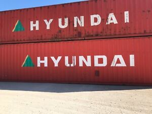 Shipping Containers All Sizes