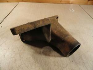 John Deere B Radiator Muffler Support Elbow Bracket B1805r