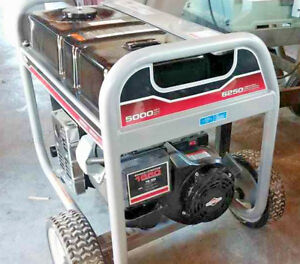 Briggs Stratton 030551 Home Series 5000w 342cc Portable Generator