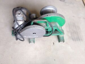 Greenlee 640 4000 Cable Tugger Wire Puller Chugger 686 6001 6237