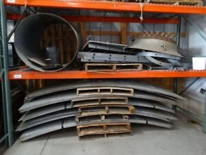 Used 30 X 13 Ring Inside Double Stiffened Quonset Grain Bin
