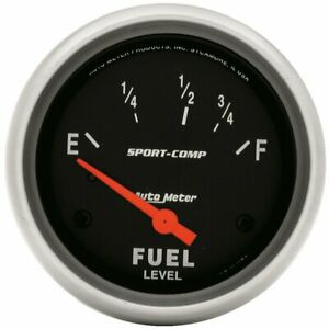 Autometer Fuel Gauge Gas New 3515