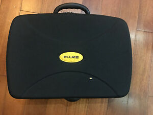 Fluke 810 Handheld Mechanical Vibration Tester Great Condition Used