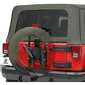 Bestop Spare Tire Carrier New For Jeep Wrangler Jk 2018 61961 01