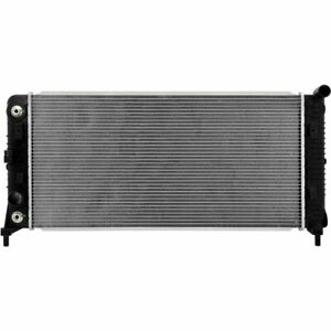 Csf Radiator New Chevy Chevrolet Impala 2012 2013 2016 3583