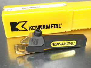 Kennametal Kgspr 6094 Indexable Lathe Tool Holder 3 8 Shank Grooving