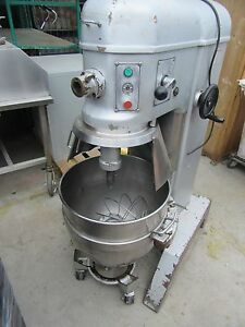 American Eagle Commercial Mixer Ae 30p4a Restaurant Catering