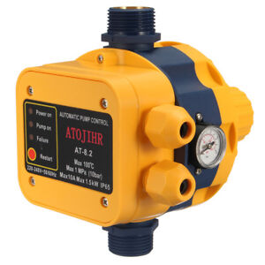 220v 1 5kg Water Pump Pressure Controller Automatic Electric Switch Control