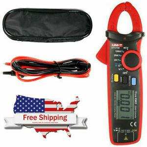 Uni t Ac dc Current Mini Portable Handheld Lcd Diaplay Digital Clamp Meter U3u8
