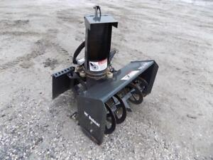 Bobcat Sb150 Snowblower Attachment For Skid Steer Loaders Hydraulic Chute tilt