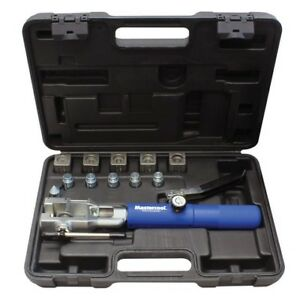 37deg Flaring Double Flaring Hydraulic Tool Kit Msc 72480 Brand New