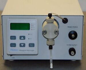 Waters Reagent Manager Hplc Lab Pump