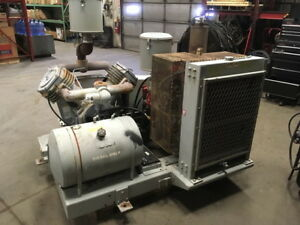 Detroit Diesel 3 53 Power Unit W Hand Clutch All Complete And Run Tested