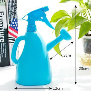 Hand-pressure Portable watering can watering pot Garden sprinkling can