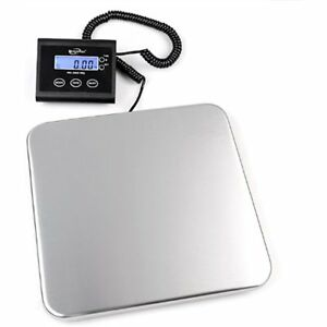 Digital Weight Scales Electronic Package Shipping 330lb Industrial Postal Floor