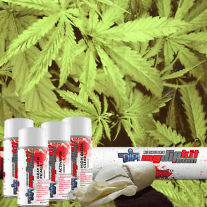 Hydrographic Film Dip Kit Hydro Dipping Water Transfer Printing Weed Camo Rl433