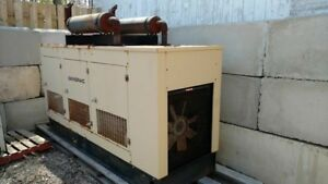 Generac Generator 100kw 3 Phase Natural Gas 2 591 Hours