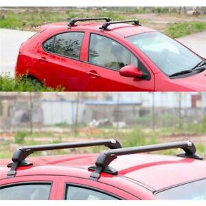 Aluminum Car Luggage Roof Top Rack Cross Bar Carrier For 1998 2016 Honda Accord