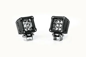 2 Inch 18w Spot Cree Led Offroad Fog Lights For Truck Dually 4wd Atv 4x4