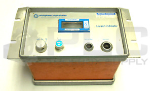 Orbisphere Laboratories Model 26060 Oxygen Indicator 110v ac