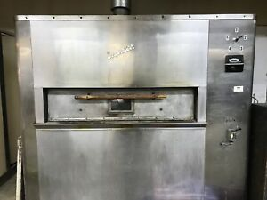 Despatch Oven 15 Pan Rotating Shelf Stainless Bakery Restaurant Pizza Bagel