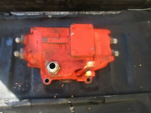 1975 Case 1370 Tractor Hydraulic Valve Free Shipping