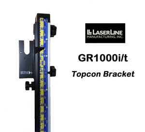 Laserline Lenker Rod 10 Foot Tenths inches With Topcon Mount