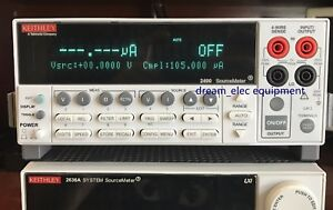 Keithley 2400 Source Meter Official Warranty