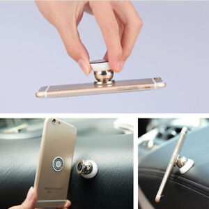360 Degree Car Dashboard Phone Holder Magnetic Mount Stand Auto Accessories
