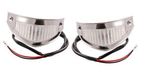 Pair 1951 1952 Ford Pickup Ford Truck Park Lamp