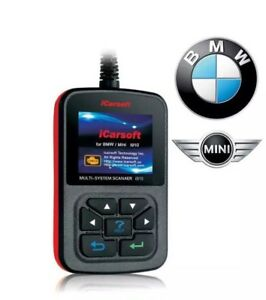 Bmw Mini Professional Diagnostic Scanner Tool Code Reader Abs Srs Airbag