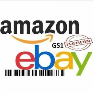 100 000 Upc Numbers Barcodes Bar Code Gs1 Certified Upc Amazon Lifetime Guarante