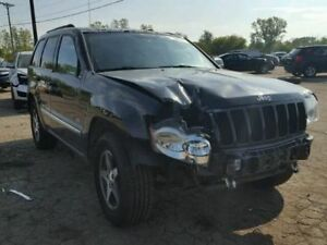 05 06 07 Jeep Grand Cherokee Part Left Front Driver Side Door Assembly
