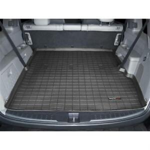 New Weathertech 40378 Cargo Liner Black For 09 15 Honda Pilot Free Shipping