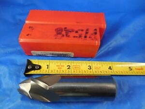 Approx 400 Min Dia 1 Dia 1 1 8 Loc 3 5 8 Oal 4 Flute Carbide End Mill Tapered