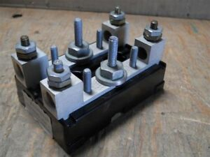 Circle Aw 20427a 2 Pole 100 Amp Replacement Test Block Used