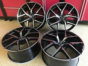 Mercedes 2018 19 In Cls63 New Rims Wheels Set4 Fit Cls500 Cls550 Cls55 Cls Amg