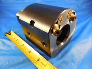 New Vdi 40 Mm Shank 1 1 2 I d Tool Holder Cnc Lathe Tooling Machine Shop