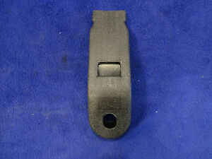 90 91 92 93 Ford Mustang Black Seat Belt Holder Sleeve