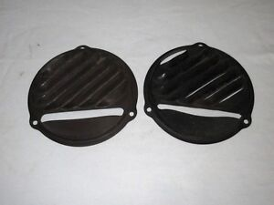 49 50 51 52 Chevy Left Right Fresh Air Vent Mount Inlet Duct Door Screen Grille