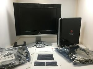 Polycom Hdx 4000 Video Conference Display Monitor 2201 24347 001 2201 24176 001